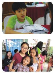 フィリピン英語留学 ジュニアキャンプ