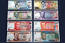フィリピン通貨