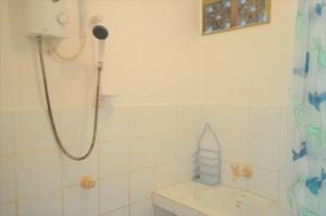 お部屋トイレ&シャワー